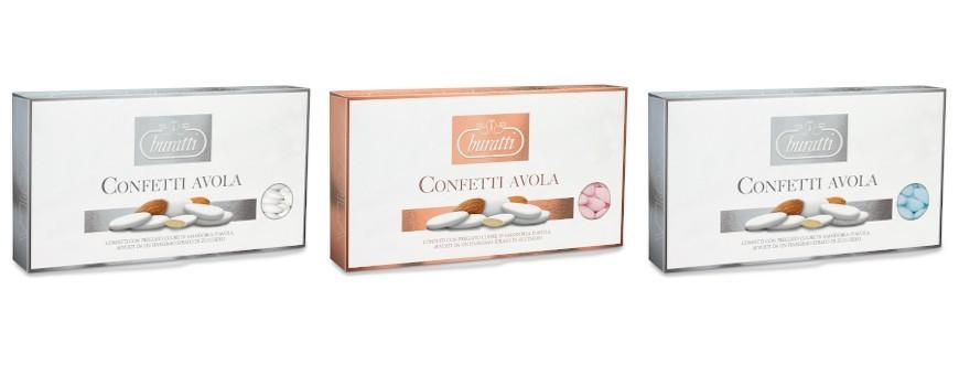 Fine Confetti Avola Almonds